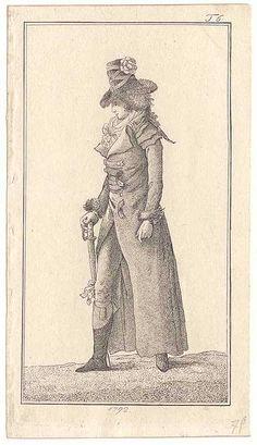 1792 Men's fashion