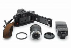 Products Japan   【EXC+++++】Canon EOS 55 EF ZOOM 24-85mm f/3.5-4.5 W/ 380EX and More Japan 530