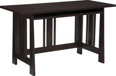 Stunning Cheap Modern Computer Desk Black Wooden Style Design