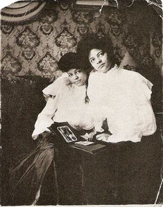 """Black Victorians: African Americans in Steampunk and Historical Fiction""  link goes to the very fine ""Adopted By Aliens: The Blog of The Gibbs Sisters"""