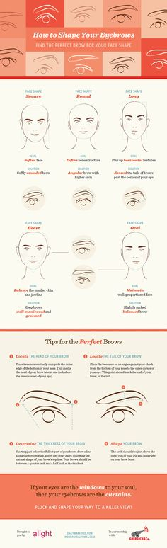 brows shaping