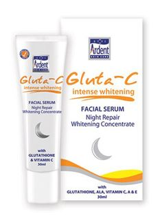 GLUTA C Anti aging glutathione facial night cream