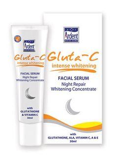 GLUTA C Anti aging glutathione facial night cream