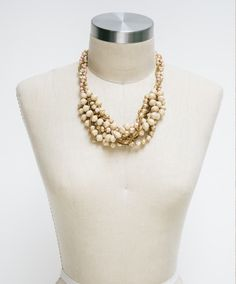 Woven Delight Necklace by 31 Bits - SET & STYLE