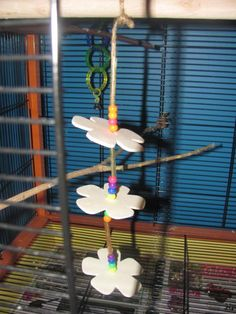 Post Pictures of DIY Toys you have made! - Page 20 - Talk Cockatiels Forums