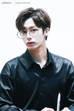 Hyungwon out to steal our hearts