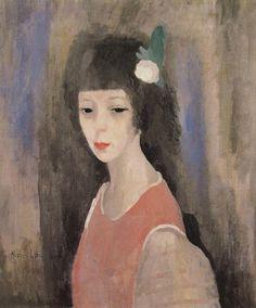 Marie Laurencin, mon portrait, 1924