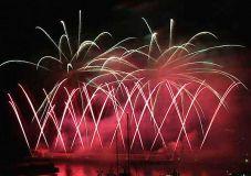 Cerimonie fuochi artificio