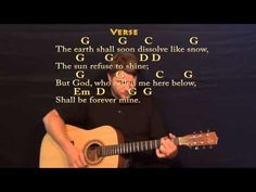 Amazing Grace - Strum Guitar Cover Lesson with Chords/Lyrics - YouTube