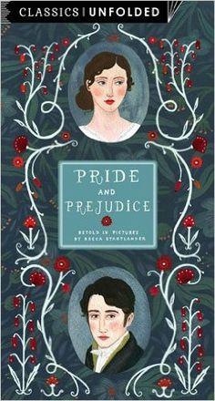 Classics Unfolded: Pride and Prejudice: Amazon.es: Becca Stadtlander: Libros en idiomas extranjeros