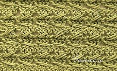Even the beginner can make this simple but attractive double sided crochet stitch pattern with a great texture. You just need to know a little secret that we will explain in our tutorial.