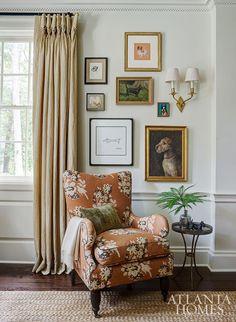 Living Room Interior, Home Living Room, Living Spaces, Decoration Chic, Interior Decorating, Interior Design, Traditional House, Cheap Home Decor, Home Decor Inspiration