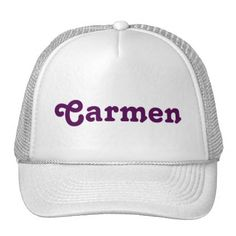 #Hat Carmen - #mom #mum #mother #wife #mothersday #gift #bestmom