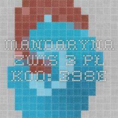 Mandaryna zwis 3 pł. Kod: 398E