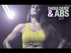 30 Minute Abs and Shoulders Workout for Women (FOLLOW ALONG REAL TIME!) - YouTube