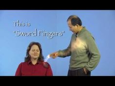Sword Fingers is a type of External Qigong. It's the initial energy healing technique for helping others that Chunyi Lin teaches to all of his Spring Forest . Alternative Therapies, Alternative Health, Alternative Medicine, Chi Energy, Reiki Healer, Wellness, Qigong, Chinese Medicine, Reflexology
