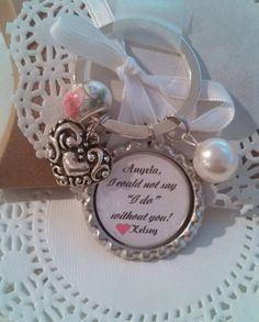 Hey, I found this really awesome Etsy listing at https://www.etsy.com/listing/181203951/will-you-be-my-bridesmaid-personalized $11.00