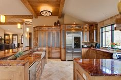 I would learn to cook if I had a kitchen like this!
