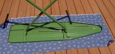 Creating Ironing Board Cover Pattern