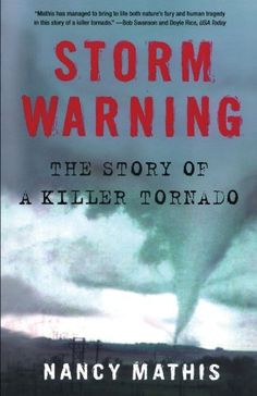 Storm Warning: The Story of a Killer Tornado. This is a compelling story about the 1999 tornado that hit Moore and Oklahoma City. The stories of loss and survival are told along with perspective of the various storm chasers.