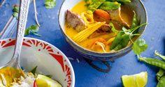 Familien-Rezept: Rindfleisch-Curry