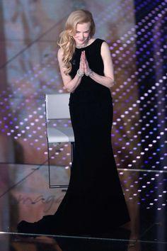 Nicole Kidman en San Remo