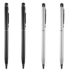 2-in-1 Touch Screen Stylus + Ballpoint Pen For IPad IPhone For IPod Tablet Smartphone http://s.click.aliexpress.com/e/fqvvVFq3z
