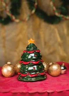 #Scentsy November 2013 Warmer of the Month: Christmas Tree! Make this festive warmer a part of your yuletide traditions :)
