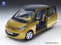 Peugeot Sésame - 2002