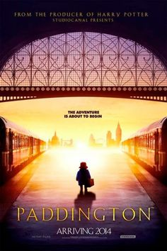 A Teaser Poster For PADDINGTON BEAR. Set to open in 2014. Click to read the synopsis! OMG!