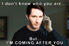 Hahaha! Adam Young is in Taken? Hmmm