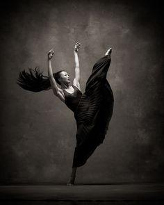 PeiJu Chien-Pott, Principal at Martha Graham Dance Company.