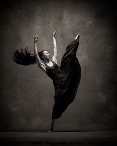DANCER: PeiJu Chien-Pott, Principal at Martha Graham Dance Company. Photo by NYC Dance Project (Ken Browar and Deborah Ory)