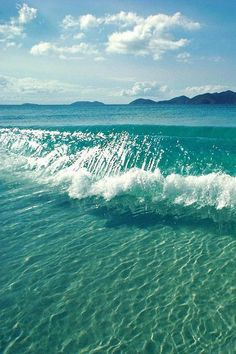♥ the sound and beauty of Ocean waves