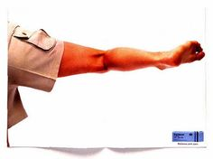 Advertiser: Pfizer, Inc. Brand name: Feldene Product:Feldene Gel Agency: Results Advertising Country:Thailand Category:Health & Pharmaceutical Products Released:October 1999 Credits & Description: Creators Copywriter: KITTI CHAIYAPORN Art Director: PRAPAIPIM PRAYONGYAM Account Supervisor: MATHANAPAR POSHYANANDA