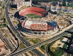 Estádio da Luz 1954 - 2003