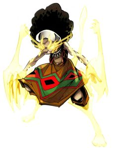 Shaman King - Joco McDonnell (Chocolove)