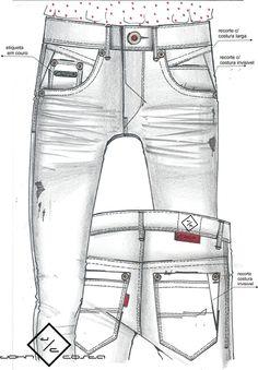 mens Jeans – High Fashion For Men His Jeans, Denim Jeans Men, Blue Jeans, Fashion Flats, Denim Fashion, Jean 1, Estilo Jeans, Fashion Figures, Pants