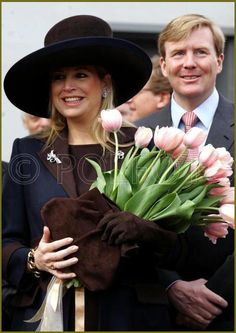 Queen Maxima&King Willem Alexander