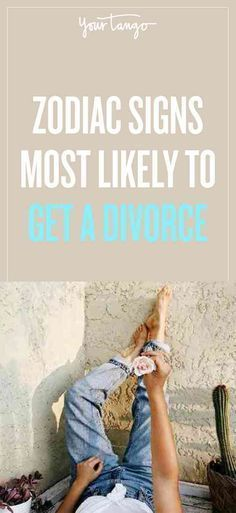 Here are the zodiac signs most likely to get divorced, ranked from most to least.
