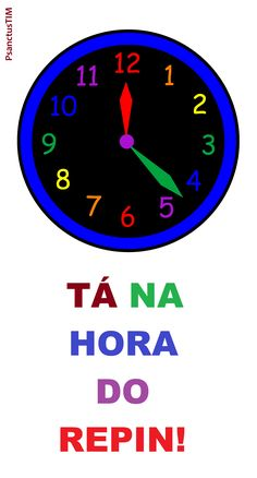 Hora do REPIN