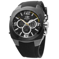 Relógio Masculino Anadigi Mormaii BJ2989AB/8Y - Preto