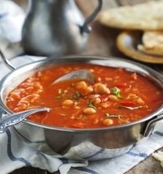 Receta de Sopa Griega de Verduras