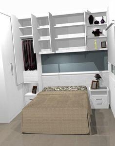 Móveis Planejados para Apartamentos Pequenos | Dicas e Modelos
