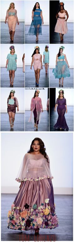 Project Runway Season 14 - Episode 14 - Finale at NYFW - Ashley's collection - Winner!