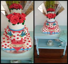 one of my cakes like me on Facebook! https://www.facebook.com/pages/Millies-Cakes/171967146220004