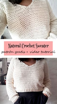 Crochet Crop Top, Crochet Cardigan, Love Crochet, Diy Crochet, Crochet Hats, Patron Crochet, Yarn Bombing, Crochet Books, Diy Clothing