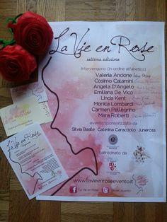 Locandina La Vie en Rose Firenze 2015 - settima edizione
