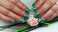 #nails #marblenails
