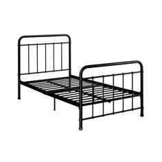 DHP Brooklyn Iron Twin-size Bed